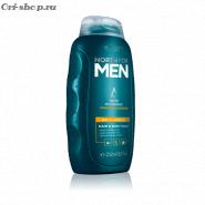 Тонизирующий шампунь для волос и тела «Норд Энергетик»