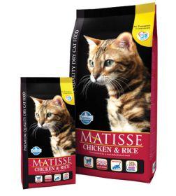 Farmina Matisse Chicken & Rice Корм для взрослых кошек Курица с рисом (1,5 кг)