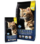 Farmina Matisse Salmon & Tuna Корм для кошек Лосось и тунец (20 кг)