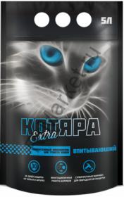 Наполнитель КОТЯРА Extra силикагель