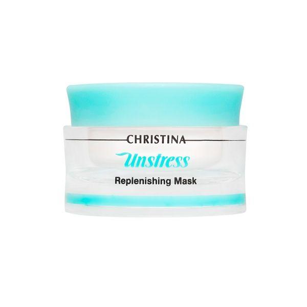 Маска с витаминами группы В для лица Unstress Christina (Анстресс Кристина) 50 мл