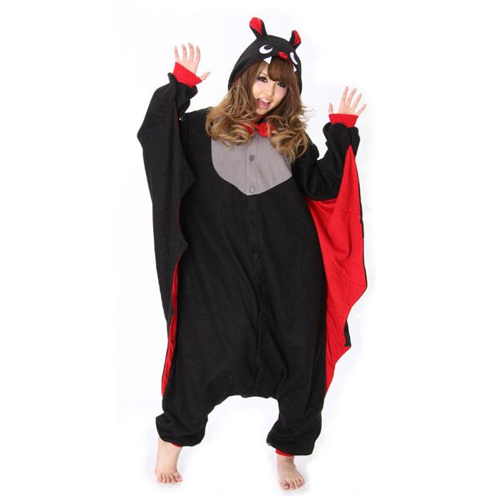 Пижама Кигуруми Летучая Мышь_01