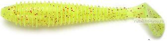 Купить Виброхвост Keitech Swing Impact Fat 4.3 10,9 см / 10,8 гр цвет PAL 01 Chartreuse Red Flake(упаковка 6 шт)