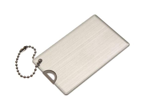 64GB USB-флэш накопитель UsbSouvenir U504MAC Metal Aluminum Card