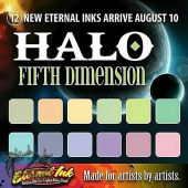 Eternal Ink Halo Fifth Dimension Set 12