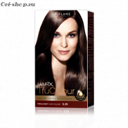 Стойкая краска для волос «Цвет-Эксперт». Интенсивный коричневый. 5.25