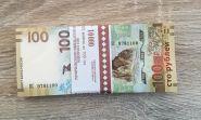 100 рублей Крым + Севестополь