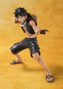 Figuarts ZERO Monkey D. Luffy One Piece Film Gold Ver.