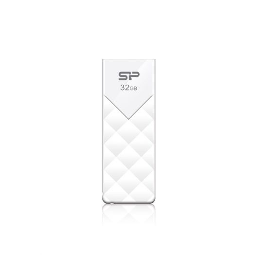 USB накопитель Silicon Power 4GB Ultima U03 White