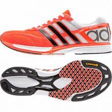 Кроссовки adidas adizero Takumi Ren 3 оранжевые