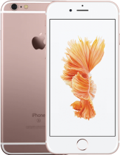 IPhone 6S+, 16GB, Rose Gold