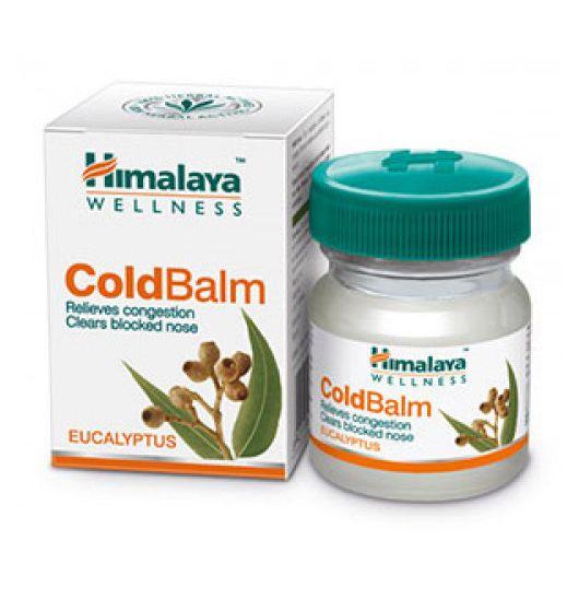 Бальзам от простуды и насморка Himalaya Cold Balm (отправка из Индии)