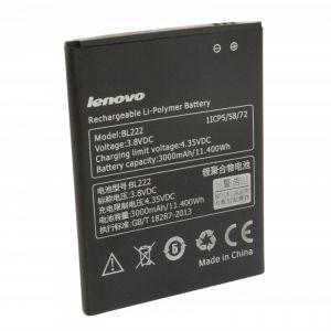 Аккумулятор Lenovo S660 (BL222) Оригинал