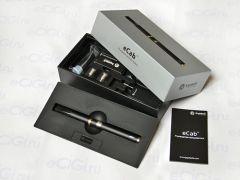 Стартовый набор Joyetech eCab 360 mAh чёрный