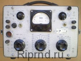 П-321 Измеритель затухания в линиях связи