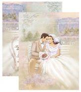 Папка А5 Совет да любовь (свидетельство о браке)