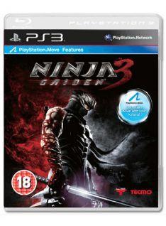 Игра Ninja Gaiden 3 (PS3)