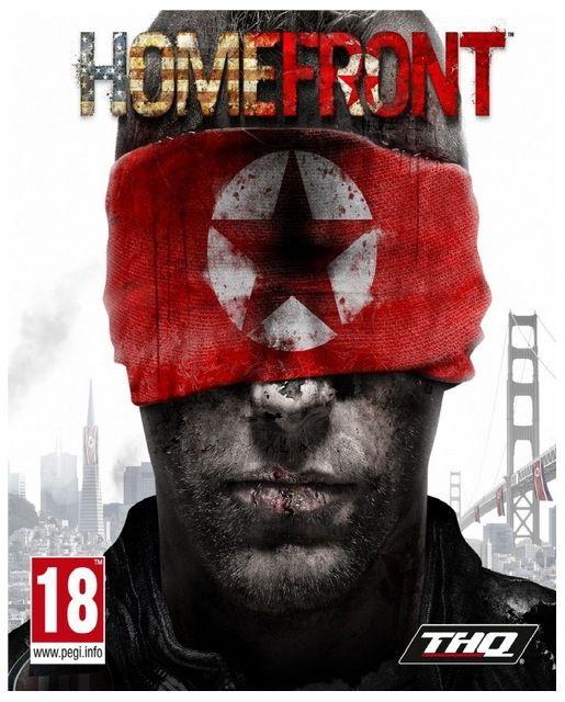 Игра Homefront (PS3)
