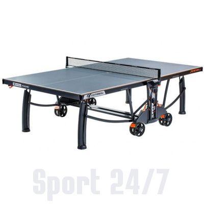 Теннисный стол складной Cornilleau  700m Crossover Outdoor  grey  157607