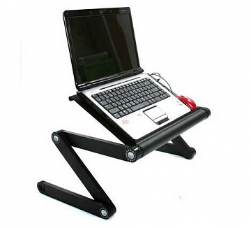 Стол трансформер подставка столик для ноутбука Т8