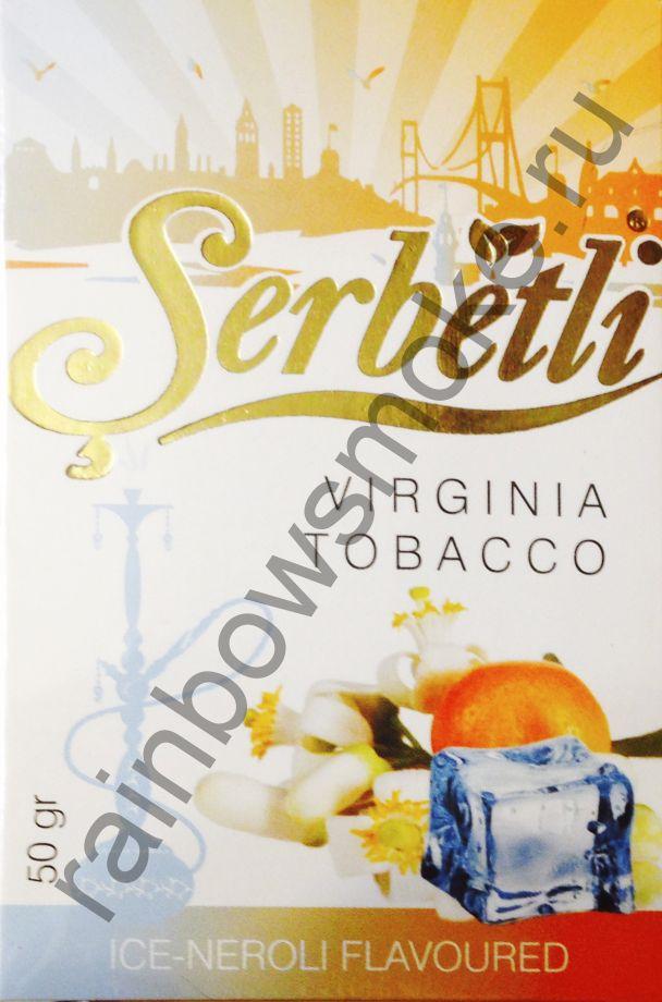 Serbetli 50 гр - Ice-Neroli (Ледяной Нероли)