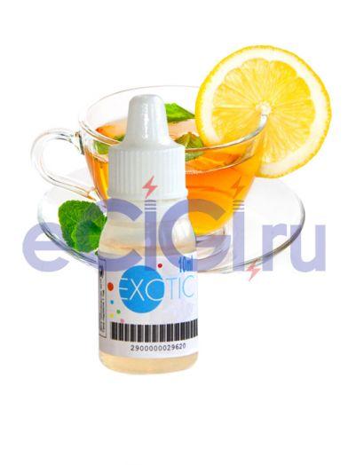 Ароматизатор EXOTIC Зеленый чай с лимоном 10 мл