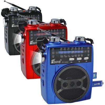 Радиоприёмник Fepe FP-1325U р/п сетев (USB)