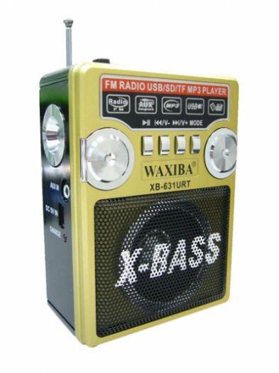 Радиоприёмник Waxiba XB-631URT (USB)