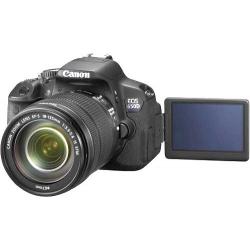 Canon EOS 650D KIT 18-135 IS STM