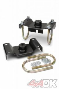 Adjustable Rear Spring Mount