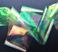 Фольга «Битое стекло» для дизайна ногтей №1