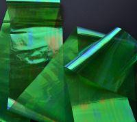 Фольга «Битое стекло» для дизайна ногтей №10
