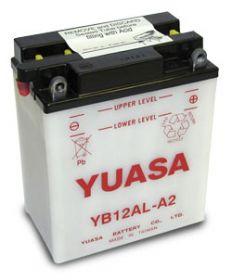 Аккумулятор YUASA YB12AL-A2