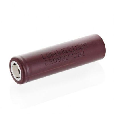 Аккумулятор LG HG2 18650 3000мАч 20A, без защиты