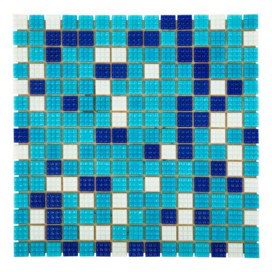 Мозаика стеклянная Aquaviva Bahama темная А20N