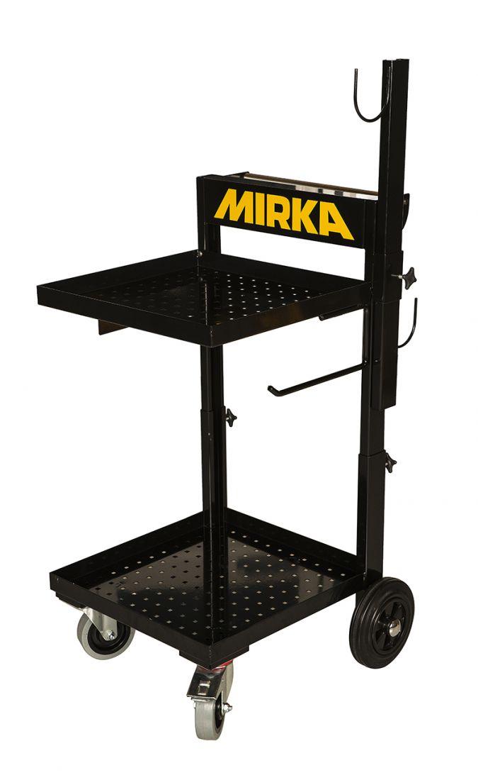 Mirka Стол-тележка для пылесоса и принадлежностей