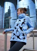 Купить женский свитшот Ласточка