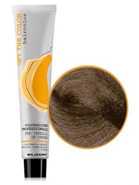 Elgon GET THE COLOR Крем-краска 6.3 MIX темный блонд золотистый