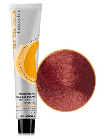 Elgon GET THE COLOR Крем-краска 7.55 блонд красный интенсивный