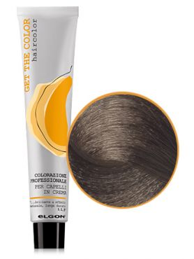 Elgon GET THE COLOR Крем-краска 7.81 блонд коричнево-пепельный