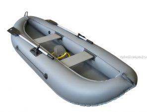 Лодка Тонар Боцман (зеленая)
