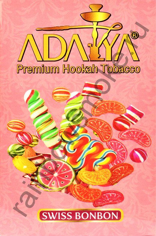 Adalya 50 гр - Swiss Bonbon (Мятные Леденцы)