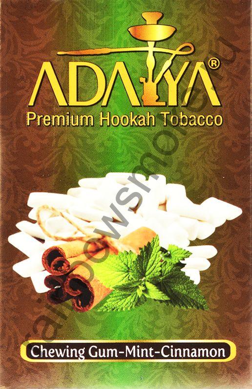 Adalya 50 гр - Chewing Gum with Mint-Cinnamon (Жвачка с Мятой и Корицей)
