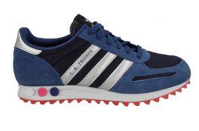 Женские кроссовки adidas LA Trainer Women синие