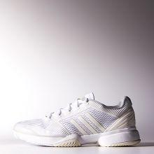 Женские кроссовки adidas Stella McCartney Barricade 2015 белые