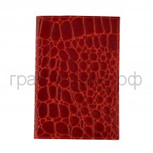 Обложка для авто-документов Grand 02-028-3251 кайман красный