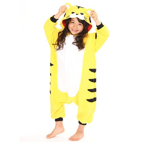 Пижама Кигуруми Детская Тигр_01