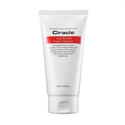 CIRACLE Пенка для умывания для жирной кожи Ciracle anti-blemish Foam Cleanser