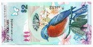 Бермудские о-ва Бермуды 2 доллара 2009 год UNC