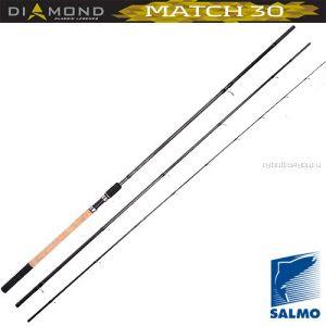 Удилище матчевое Salmo Diamond MATCH 30 (5-30) / 3.9 м. (5439-390)